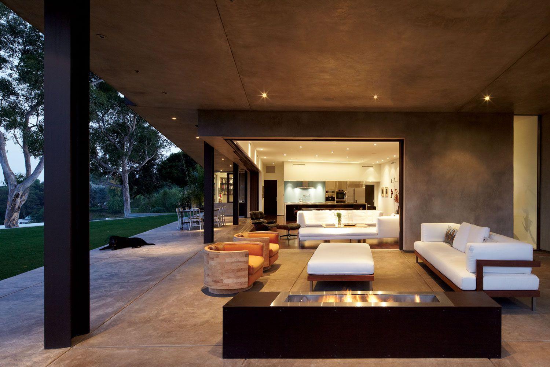 Modern rustic homes interior - Modern Rustic House Interior Modern House