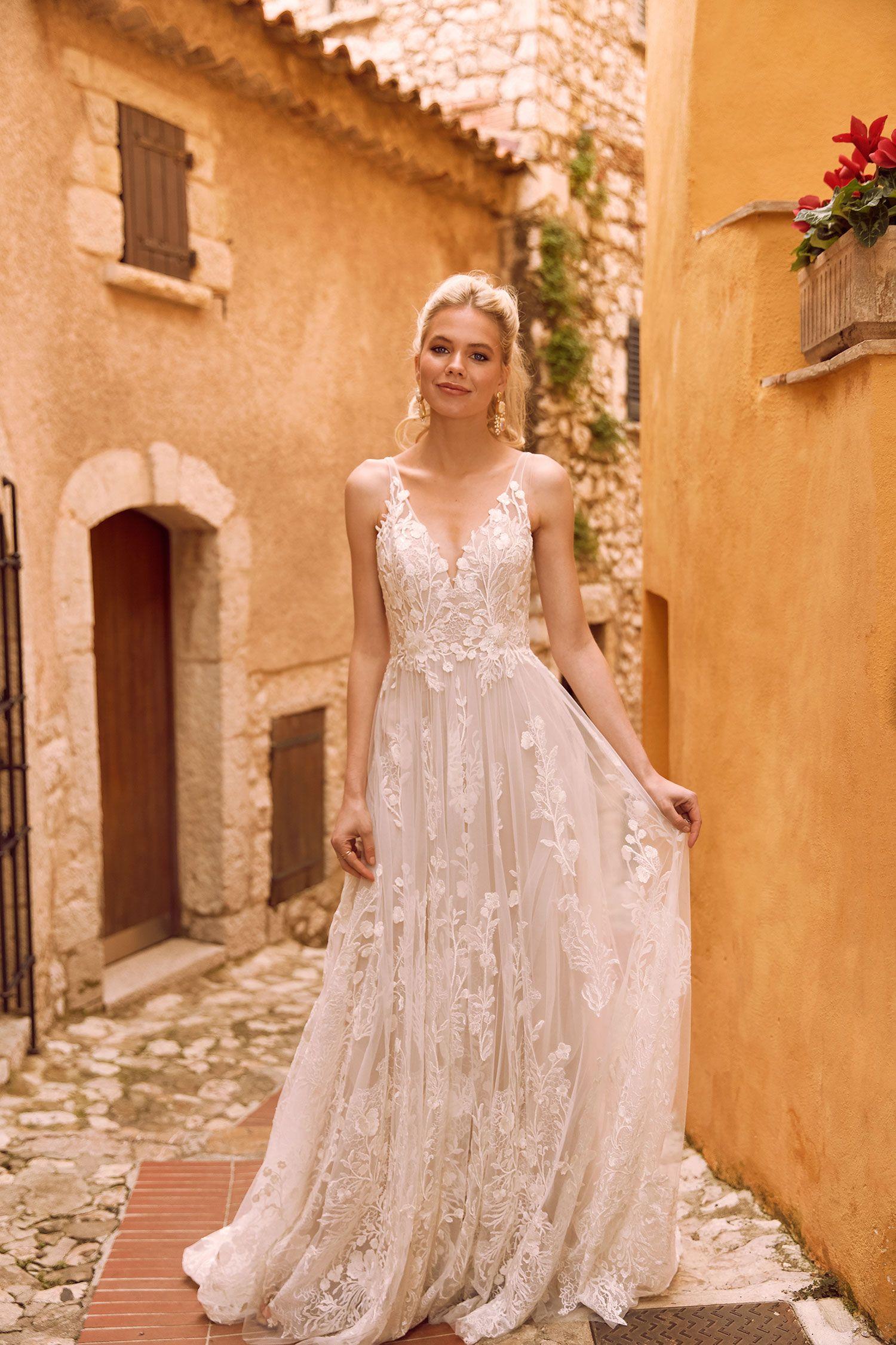 Harper In 2020 Wedding Dresses Lace Weddings Wedding Dress