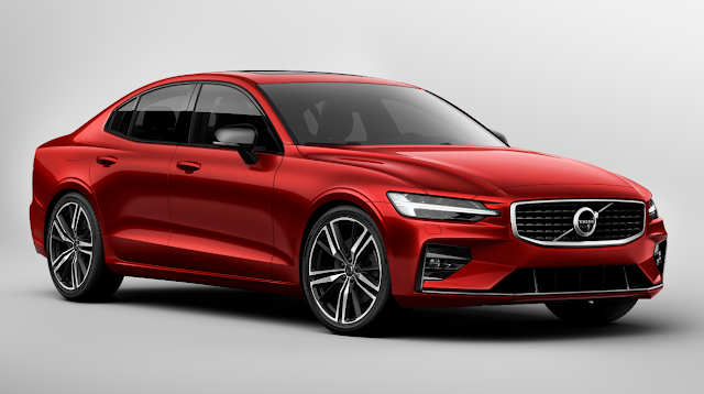 New 2019 Volvo S60 RDesign First Look Volvo s60, Volvo