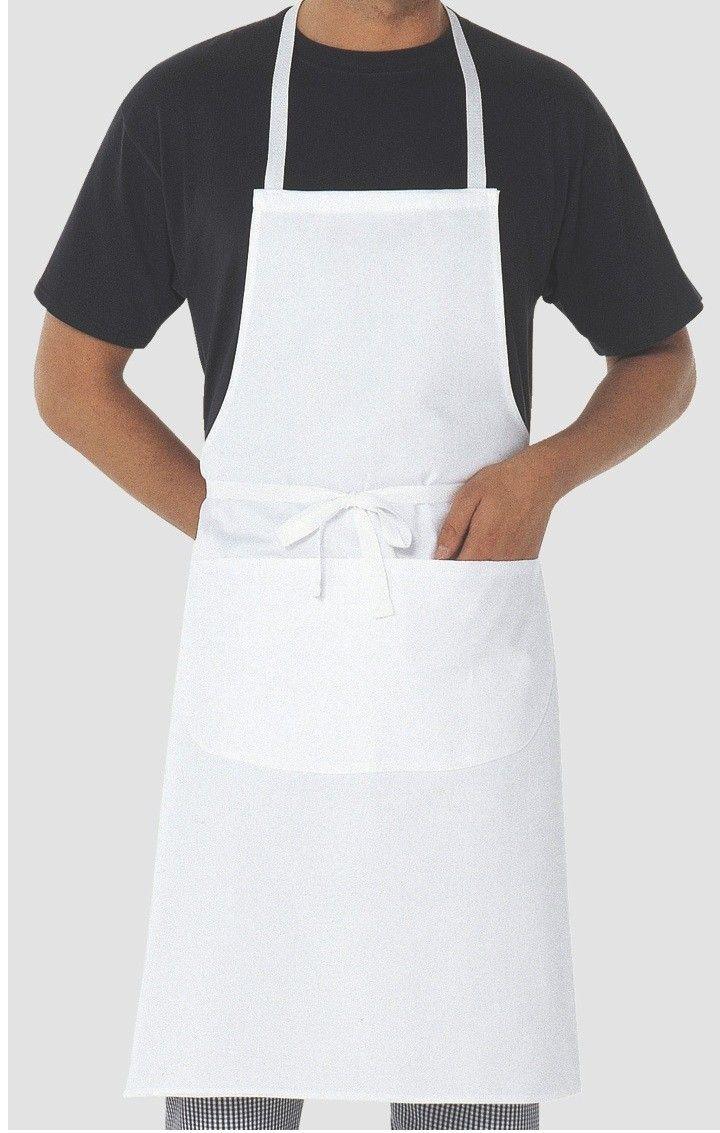 White apron toronto - Mockup