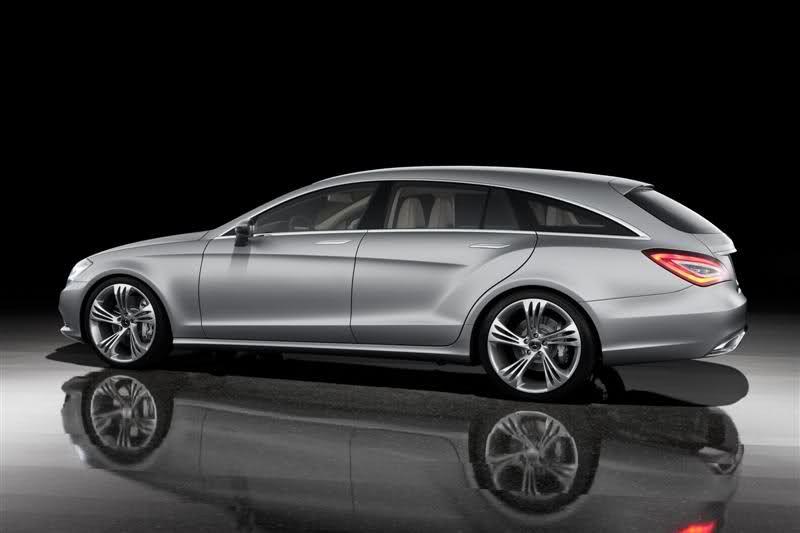 Mercedes Benz Cls Shooting Break Concept Mercedes Benz Cls Mercedes Cls Mercedes Car Models