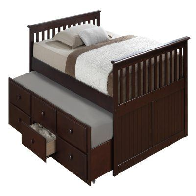 Broyhill Kids Marco Island Captains Bed Size Full Products