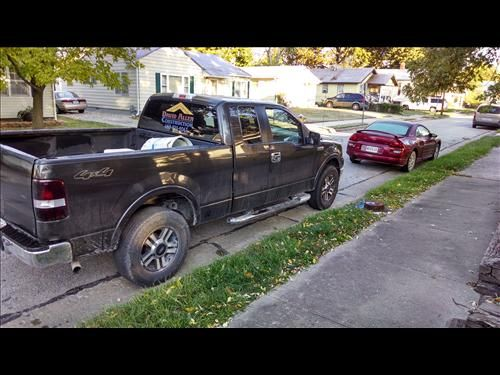 2005 Ford F150 Lariat For Sale 2005 Ford F150 Lariat Edition Super Cab For  Sale In Good Condition. Includes Leather Interior, And Moon Roof.