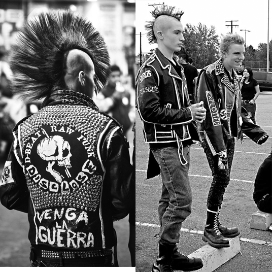 Pin By James Colvin On Eclectic Style Pinterest Punk