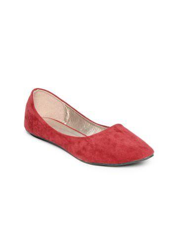 Carlton London Women Red Shoes | Myntra