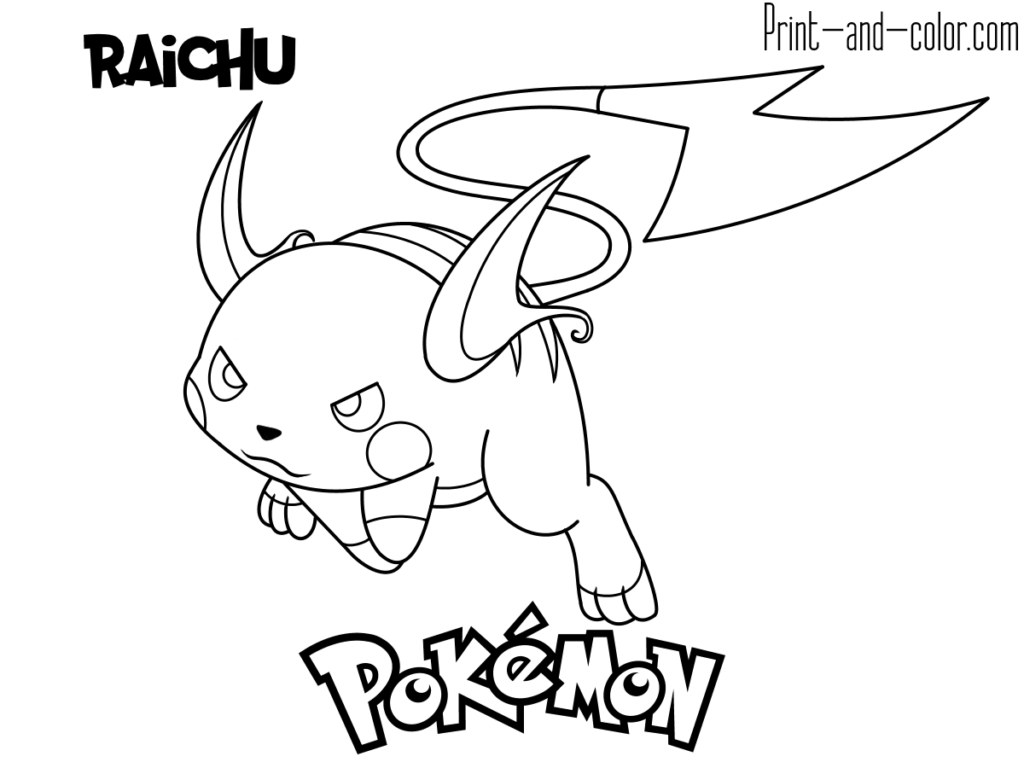 Pokemon Coloring Pages Print And Color Com Pokemon Coloring Pages Ladybug Coloring Page Coloring Pages