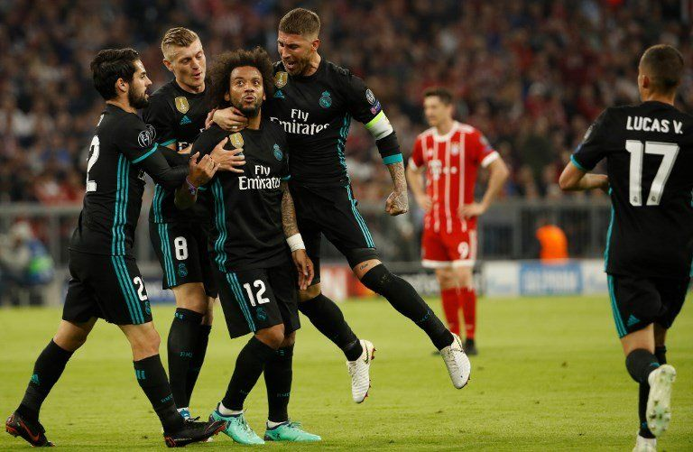 Livestream Real Madrid Bayern München