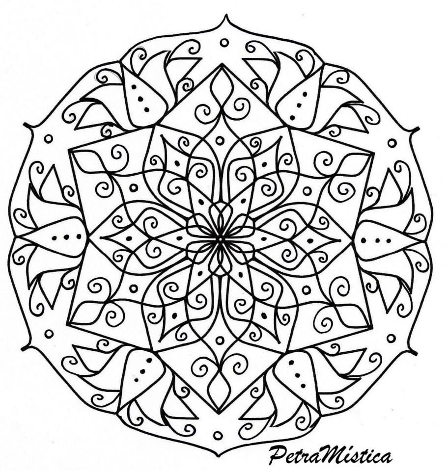 wiccan coloring pages - Google Search | Mandala and Doodles ...