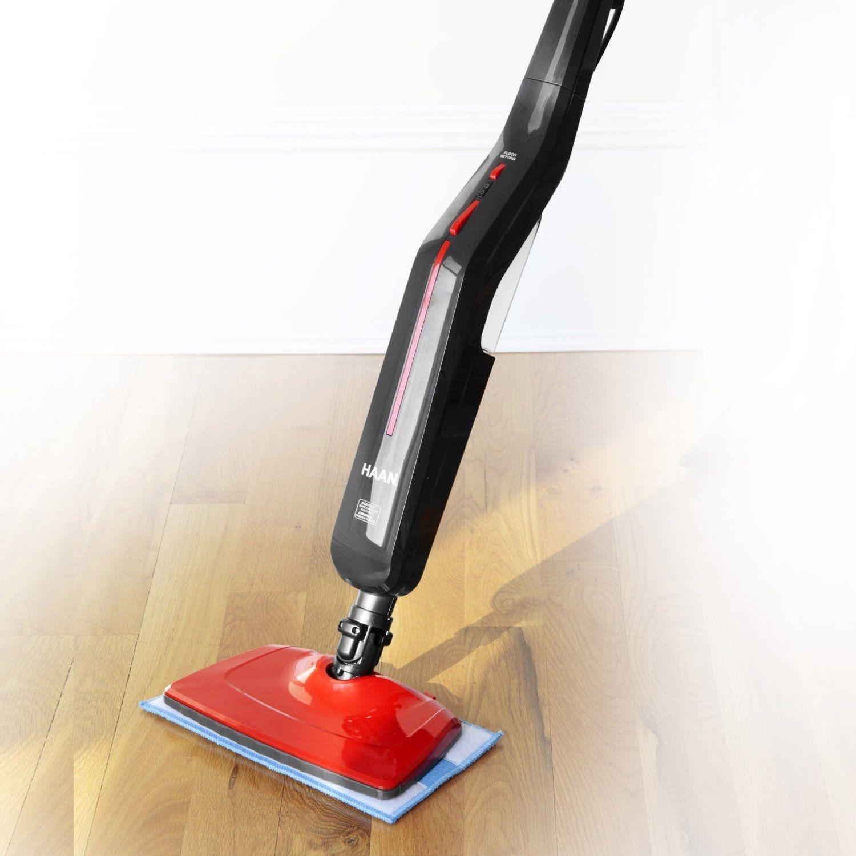 Steam Vac On Wood Floors