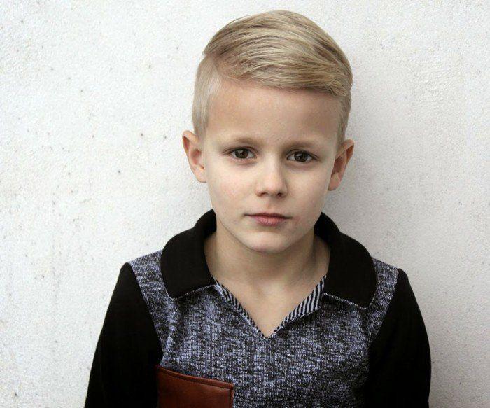 Coupe garçon - 80 superbes idées de coiffure pour les jeunes messieurs | Coupes de cheveux pour ...