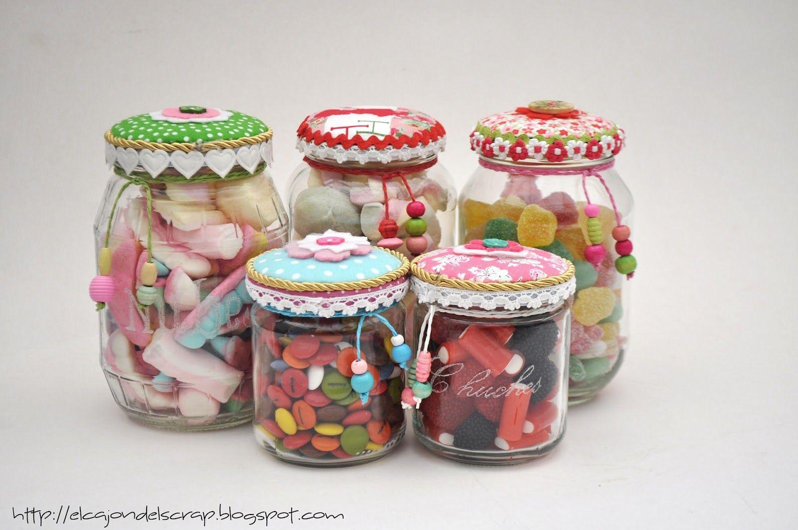 Ideas y cosas para tus fiestas infantiles con botellas for Decoracion de frascos de vidrio para cocina