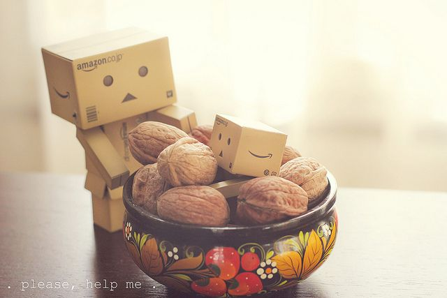 . please, help me . {P52} #43, via Flickr. Danbo