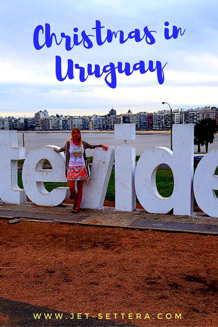 Read about Christmas in Montevideo and Punta del Este, Uruguay   Montevideo Uruguay   Best…