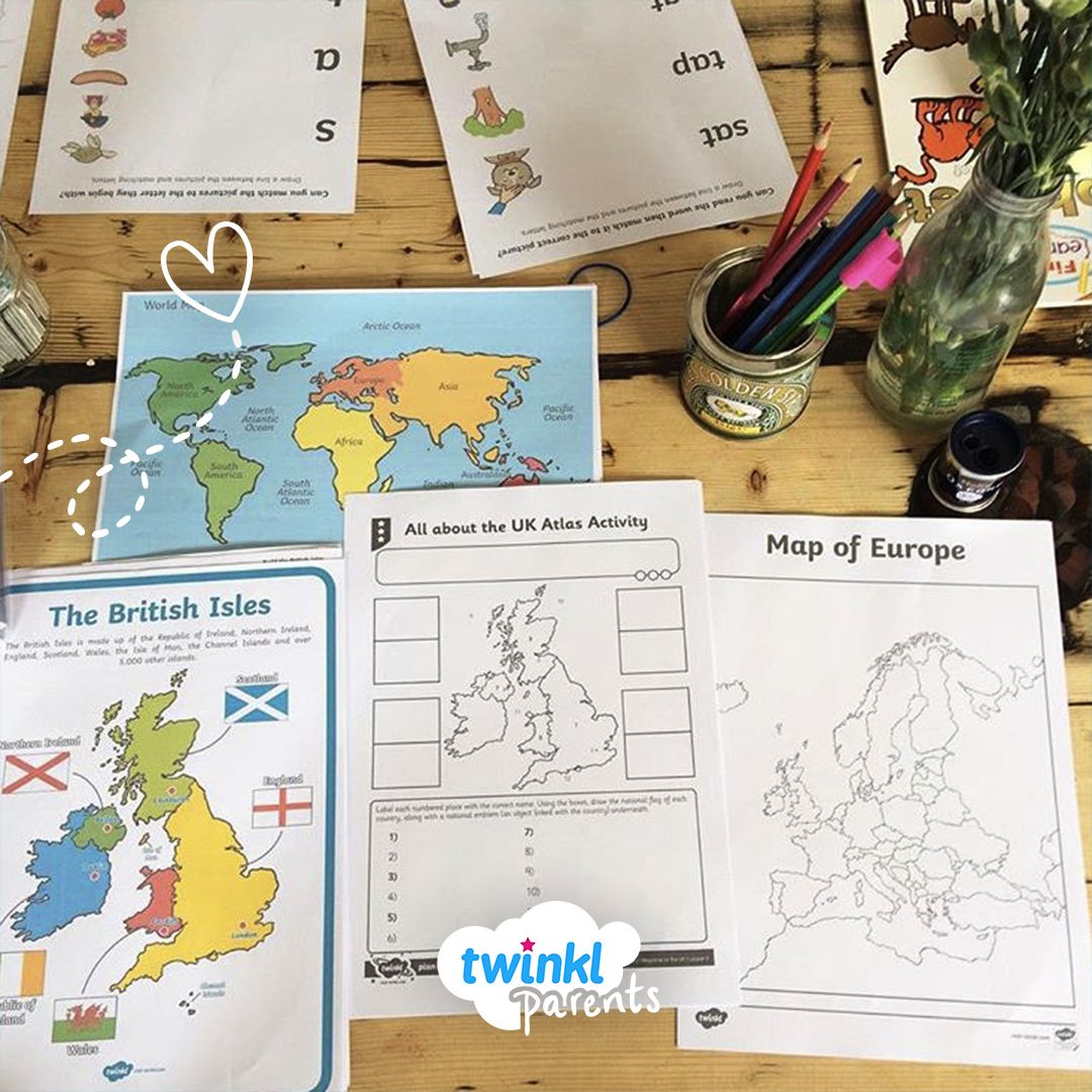 Learn About Geography At Home With These Wonderful