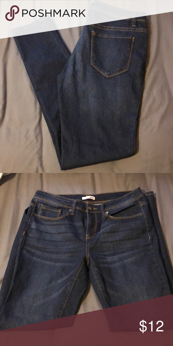 98ff9d1f3f1 Bongo Skinny Jeans Brand new skinny jeans dark wash BONGO Jeans Skinny