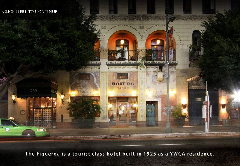 The Figueroa Hotel Moroccan Themed Rooms Tons Of History Downtown La Bring