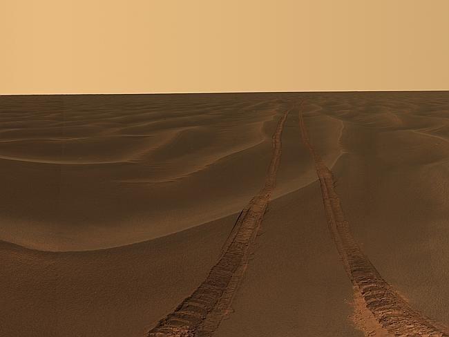 Rover's life on Mars | News.com.au
