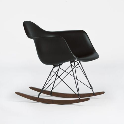 Charles Ray Eames Rocking Chair Fauteuil Contemporain Chaise A Bascule Fauteuil Eames