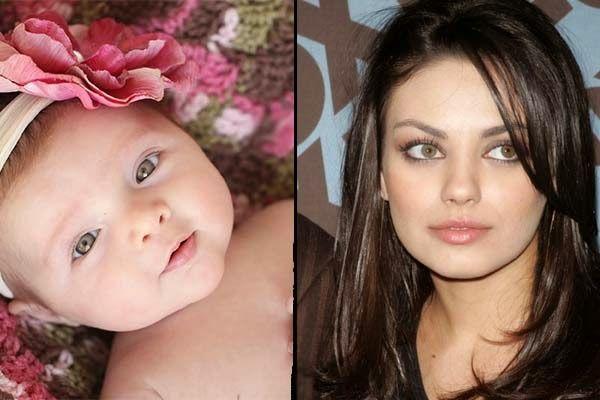 Elvira Kunis the now files photos mila kunis gave birth to a gorgeous babyg