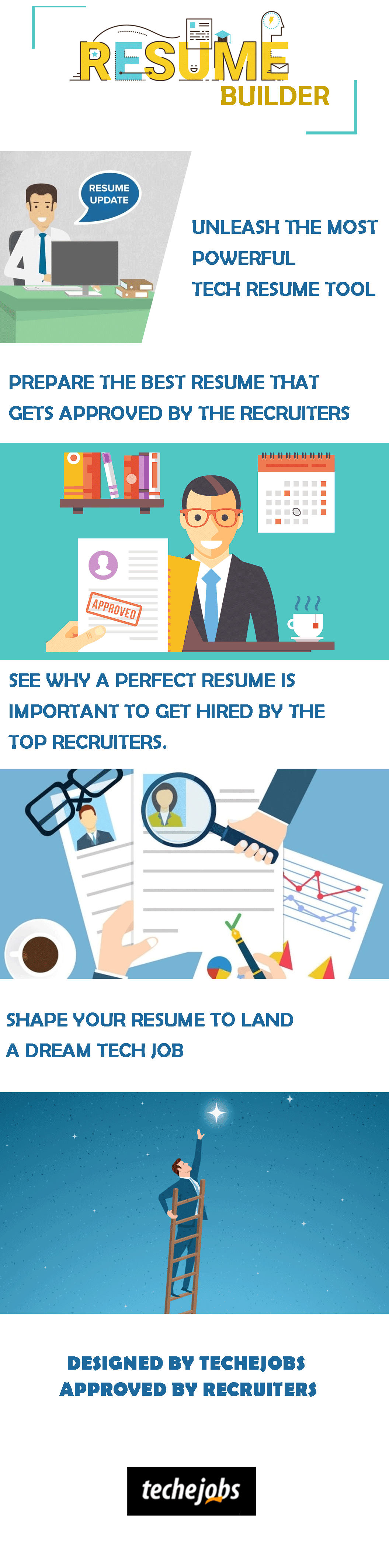 Build Tech Resume Online with Free Resume Builder View IT