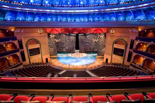 O Theater At The Bellagio Las Vegas Nv Other Venues