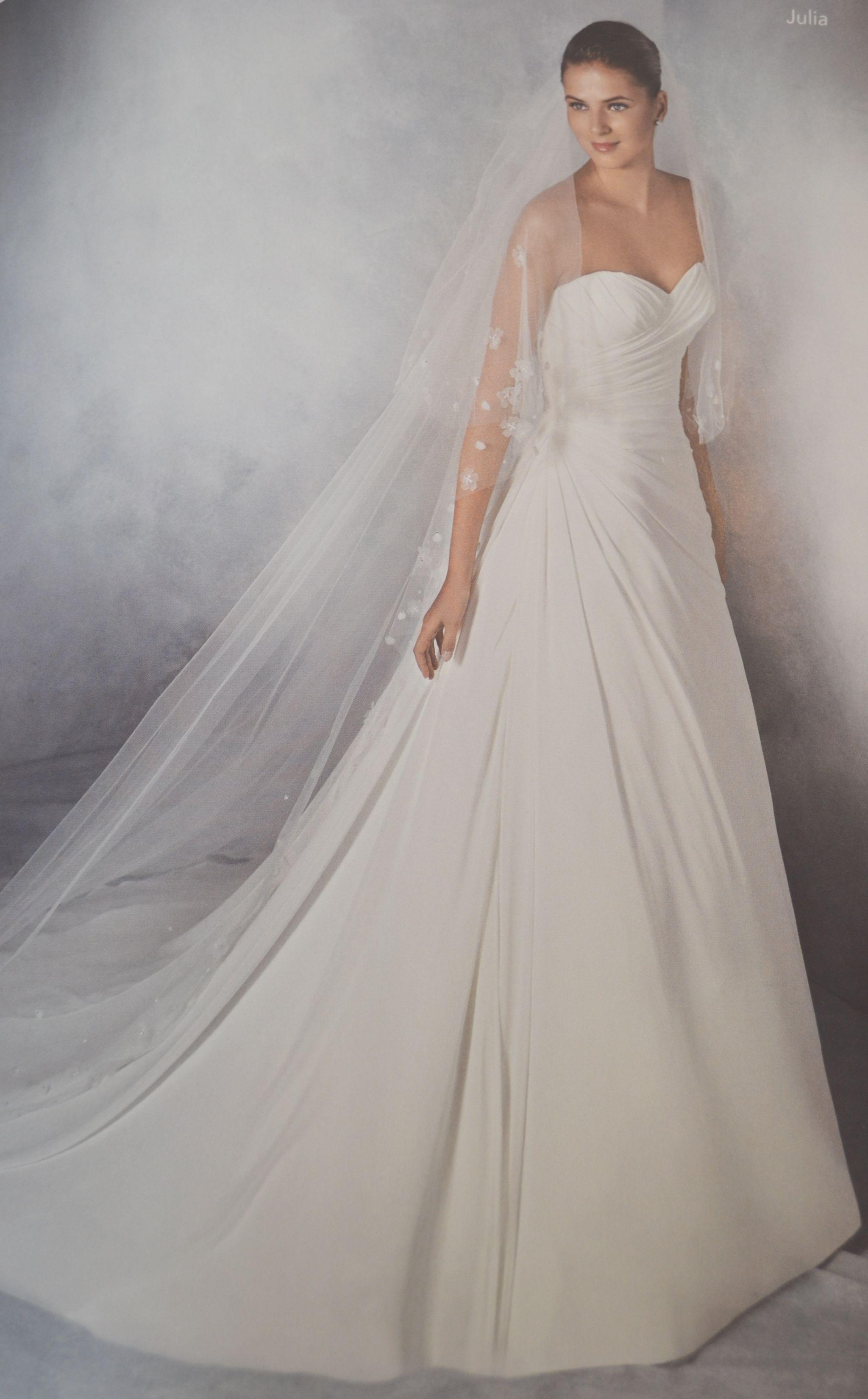 Pronovias Pro Julia 299 Size 14 Sample Wedding Dresses Lovely