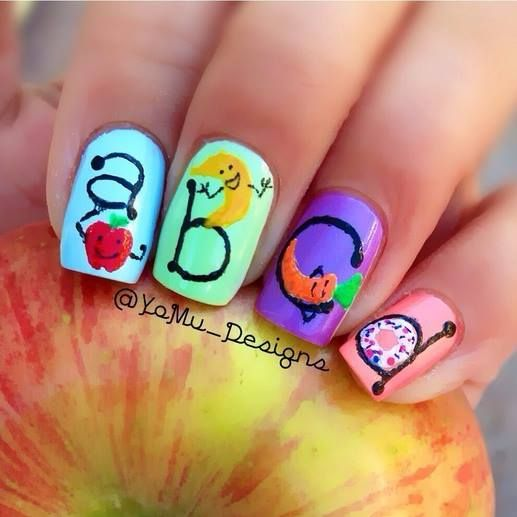 57 Creative Fruit Nail Art Ideas Youll Regret If You Miss To Check