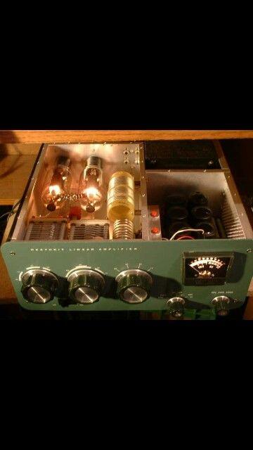 HEATHKIT SB-201 AMP
