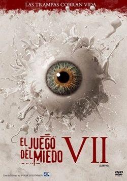 El Juego Del Miedo 7 Online Latino 2010 Vk Peliculas Audio Latino Movie Posters Best Movie Posters Motion Poster
