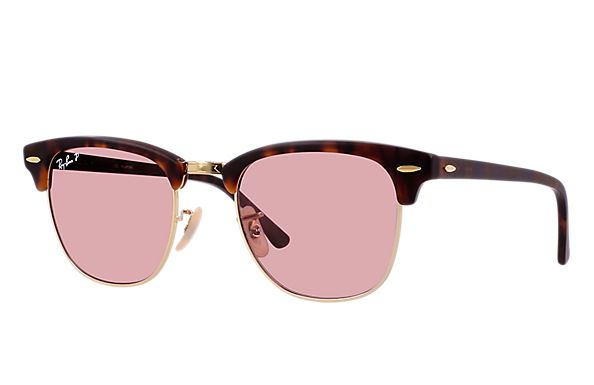 c831a593933 Ray-Ban 0RB3016 - CLUBMASTER CLASSIC SUN