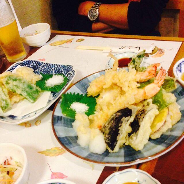 Tempura! This is Japanese