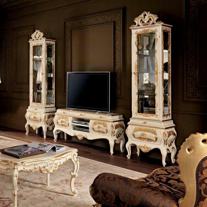 Pin By Jasna Kapic On Muebles Luxury Bedroom Furniture Luxury Italian Furniture French Home Decor