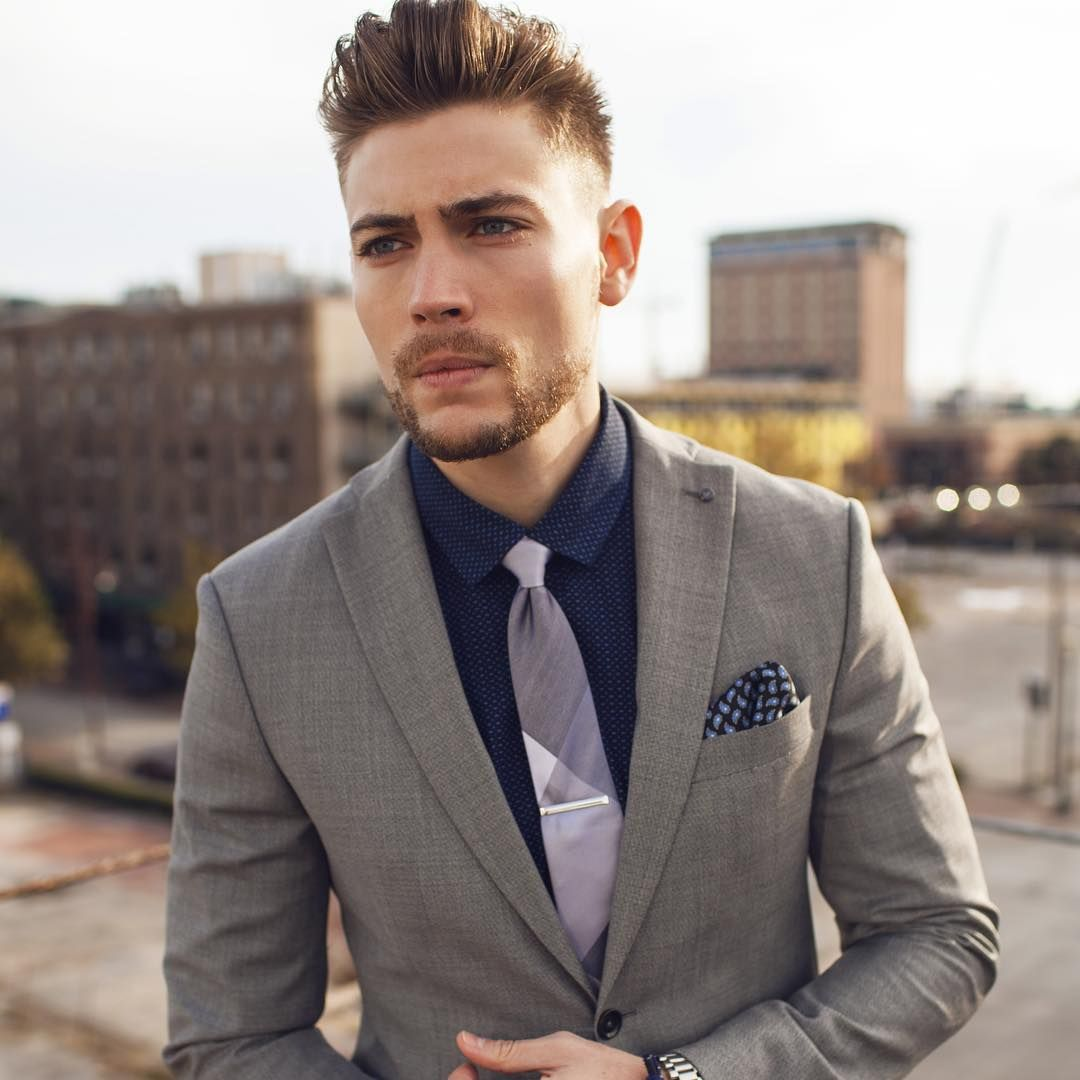 """Love how this @expressrunway tie pops.  Jacket: @zarausa : @brett.white"""