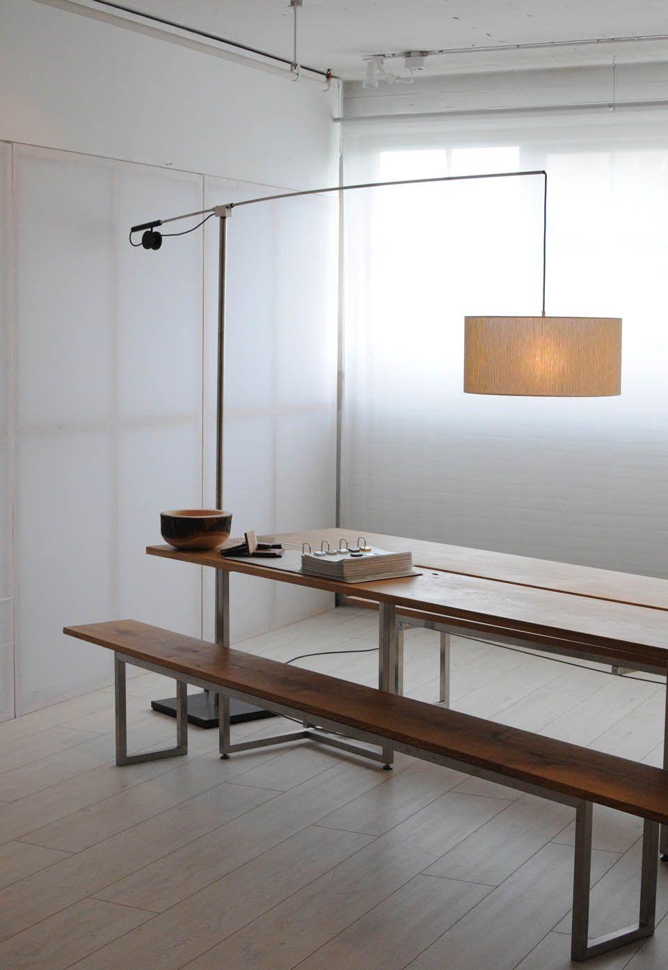 Ghyczy Vloerlamp MW22 & tafel T3456 - Ghyczy Te zien én te koop bij ...