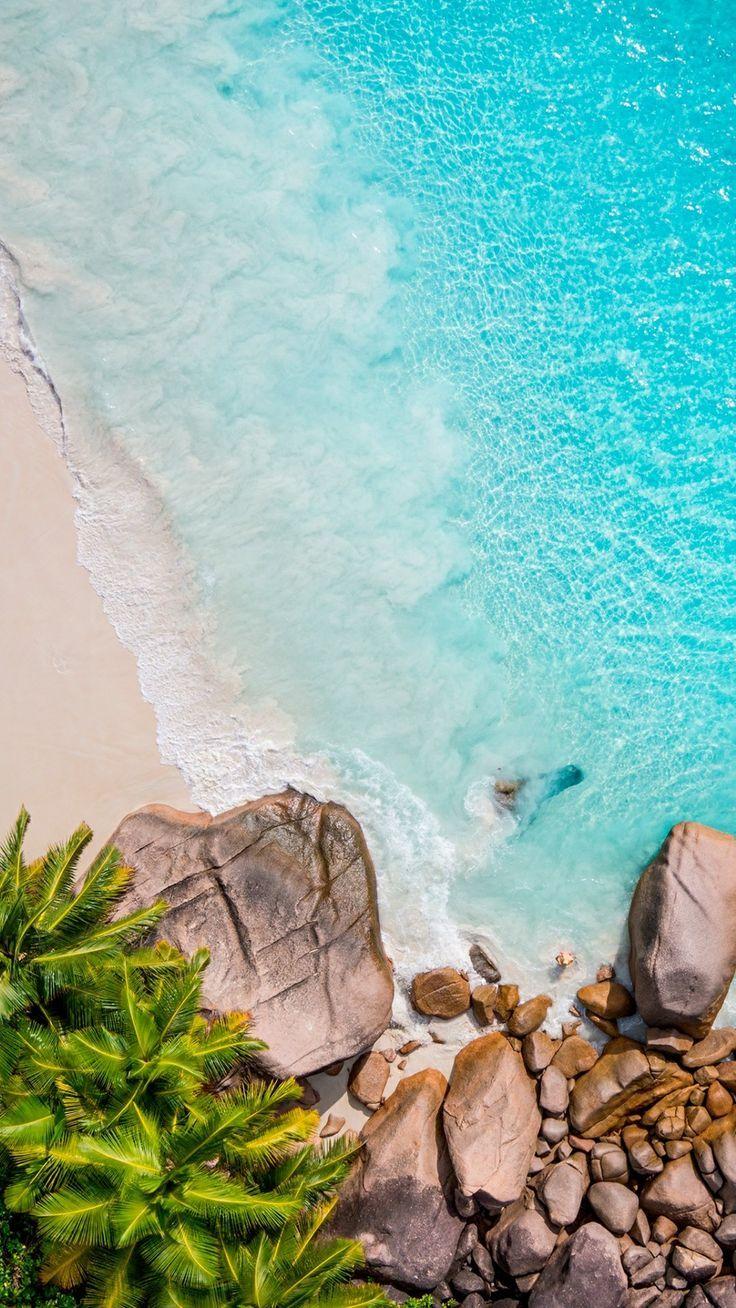 Wonderful Seychelles 4k Beach Wallpaper Beach Phone Wallpaper Nature Wallpaper