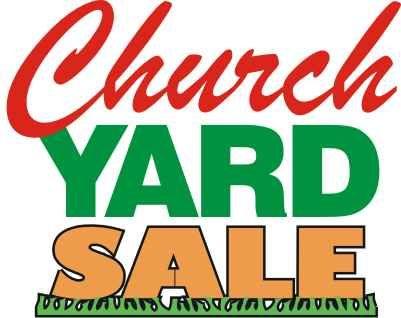 Yard Sale Bake Sale Yard Sale