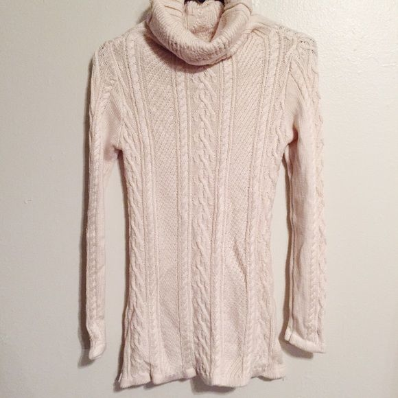 2 for $12!Cable Knit Turtleneck Sweater Gorgeous cable knit ...