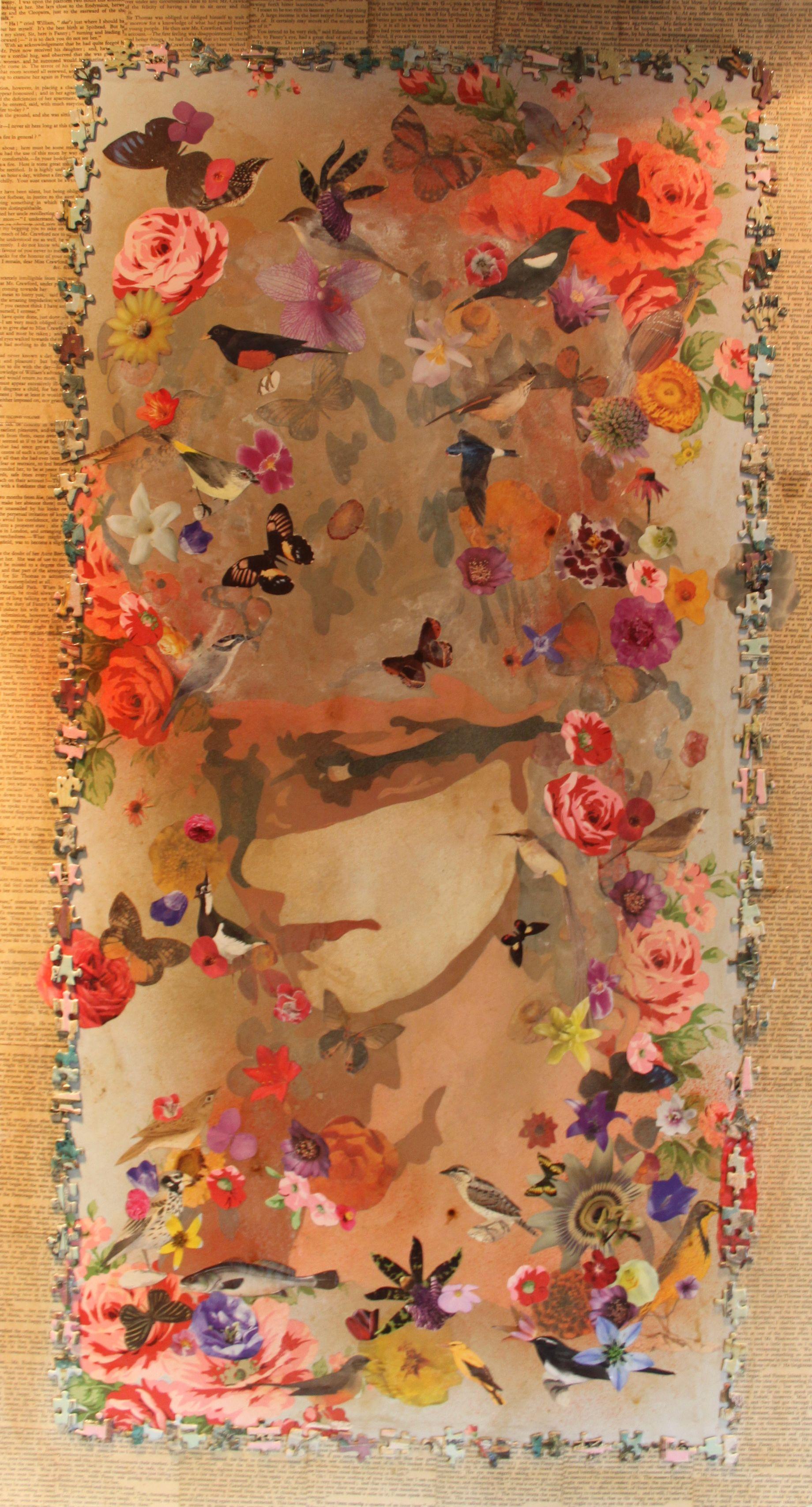 Marie Antoinette print by Belinda Maria Longsden