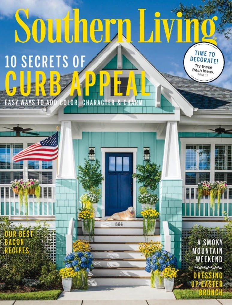 Southern Living Magazine Subscription Southern living