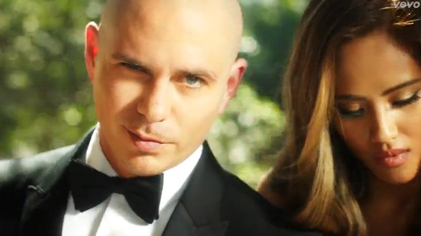 Pitbull Wild Wild Love Ft G R L On Zuus Channel Todays Top 40