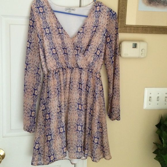 Dress for sale Barely worn a-line dress for sale Charlotte Russe Dresses