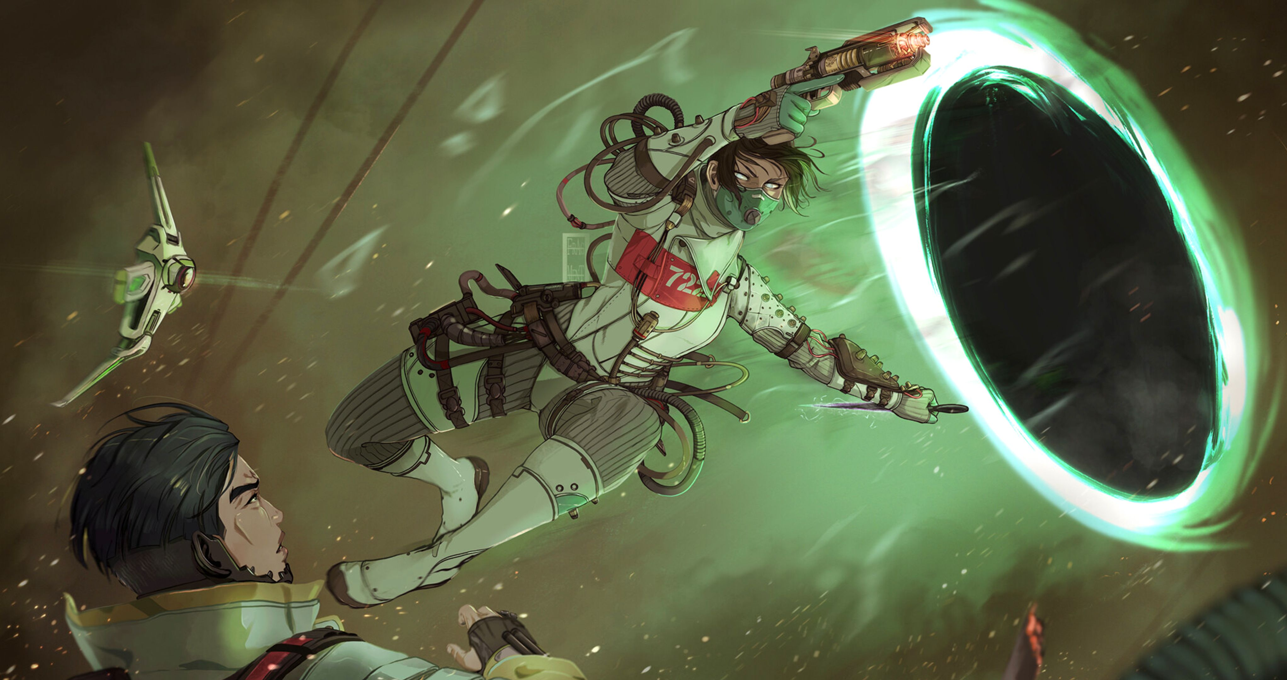 Crypto apex legends image by Roland Adams on Titanfall in