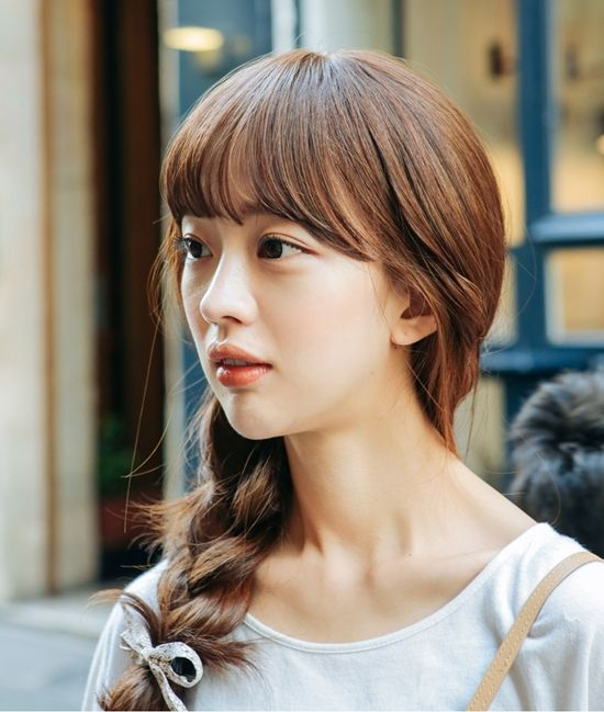 Korean Hairstyles And Fashion Official Korean Fashion Korean Hairstyle Hairstyles Haircuts Girl Hairstyles