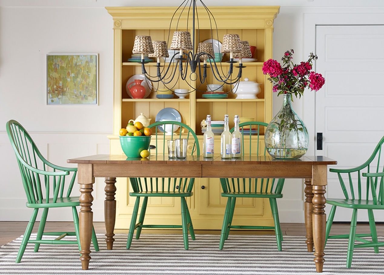 Dining Room Furniture Table Area Kitchen Rooms