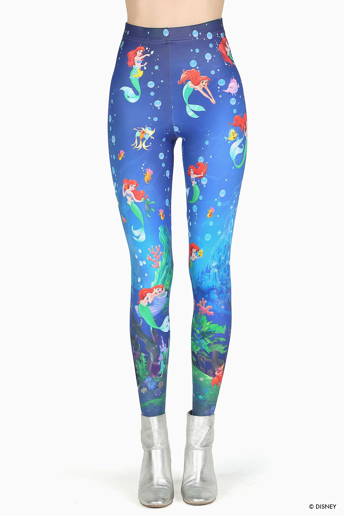4b014d8d2ab17 The Little Mermaid HWMF Leggings – 7 DAY UNLIMITED ($85AUD) by BlackMilk  Clothing
