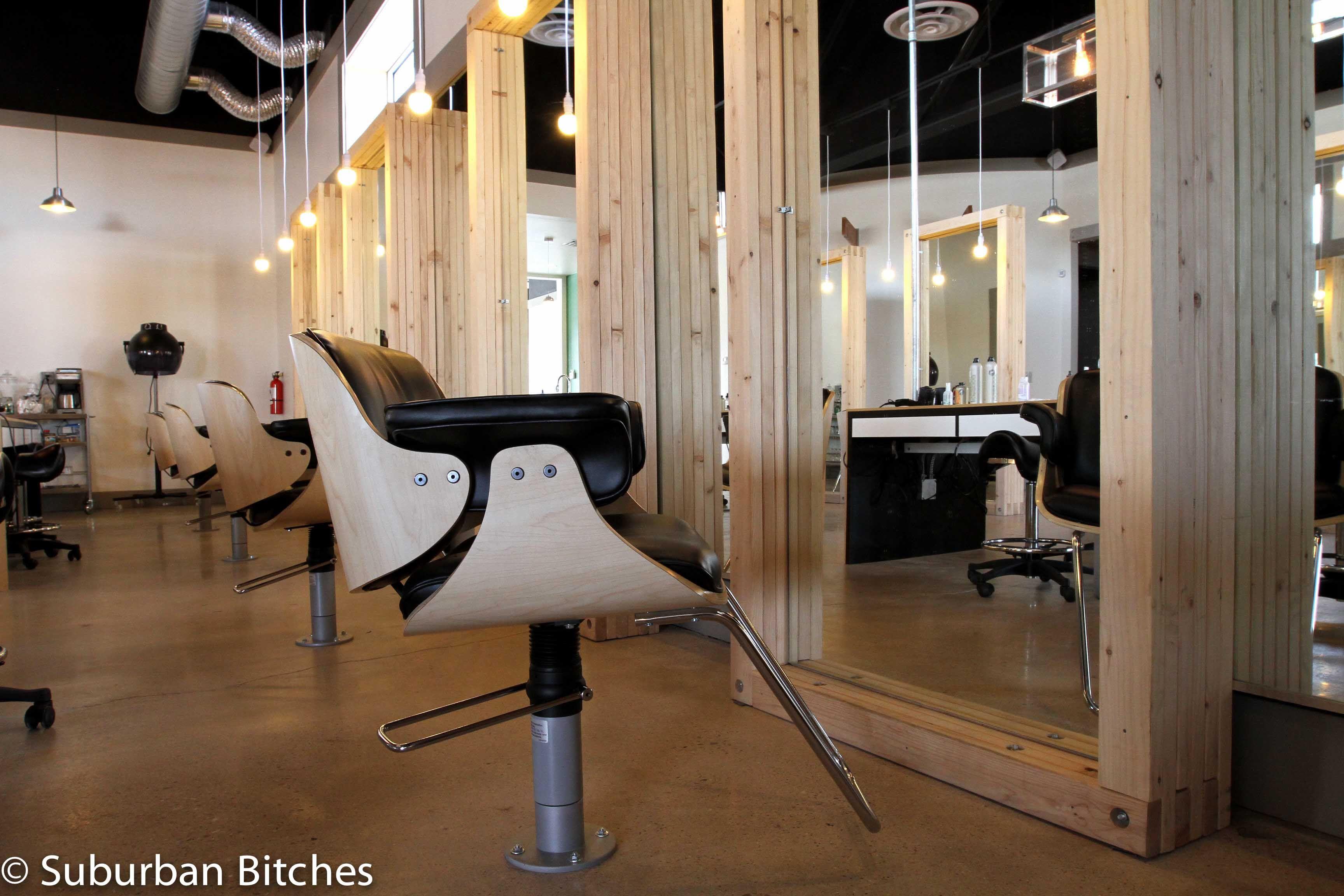 MOBILIARIO Inspiración Blomx Pinterest Salons - The look hair salon