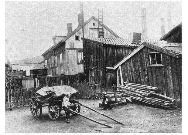Rodeløkka - Old Oslo pictures