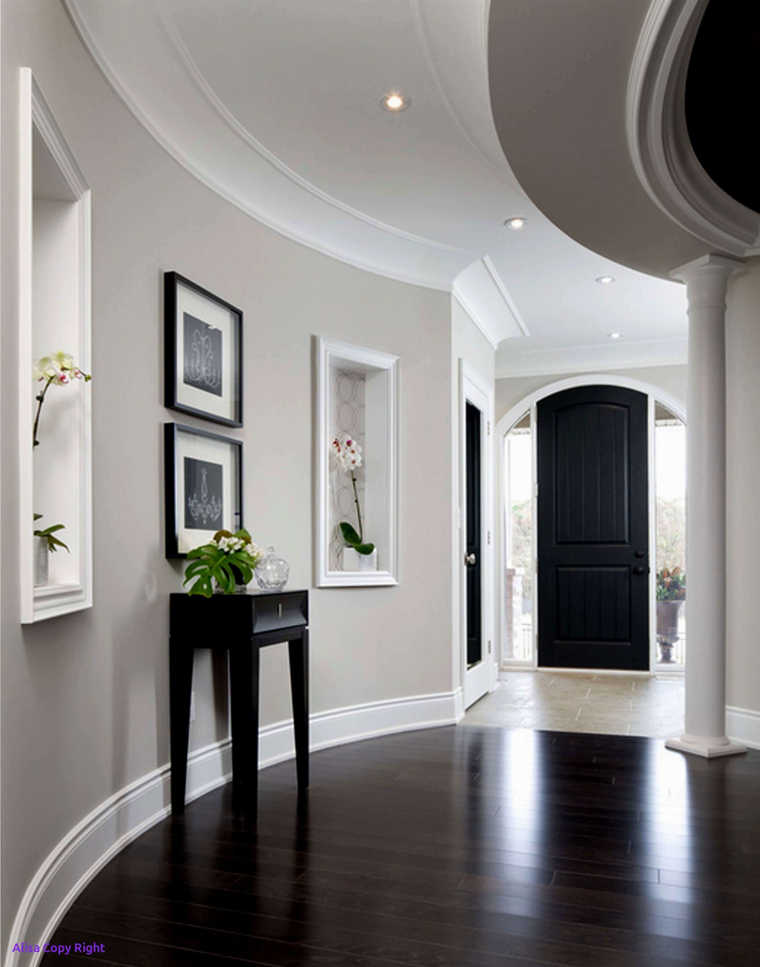 Elegant Wall Color With Wood Trim Homedecoration Homedecorations Homedecora Grey Walls Living Room Wooden Floors Living Room Dark Wood Floors Living Room