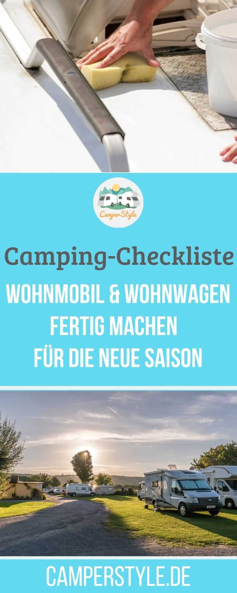 Photo of Checklist: Fit for the camping season – get caravans & motorhomes out of hibernation