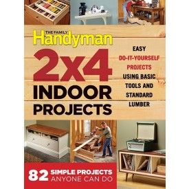 Family handyman 2 x 4 indoor projects 2 x 4 projects pinterest family handyman 2 x 4 indoor projects solutioingenieria Gallery